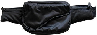 Christian Dior Black Polyester Bags