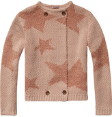 Scotch & Soda Double Breasted Knitted Cardigan