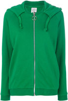 Zoe Karssen classic hooded sweatshirt - women - Cotton - XS
