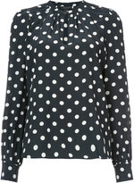 Marc Jacobs polka dot shirt