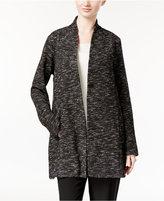 Eileen Fisher Organic Cotton-Blend Boyfriend Blazer