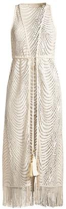 Ramy Brook Rhona Crochet Cover-Up Dress
