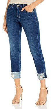 Jag Jeans Carter Girlfriend Jeans in Harbor