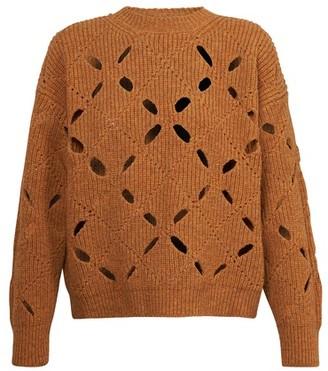 Acne Studios Hemstitched sweater
