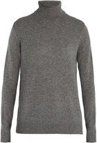 Equipment Oscar roll-neck cashmere sweater