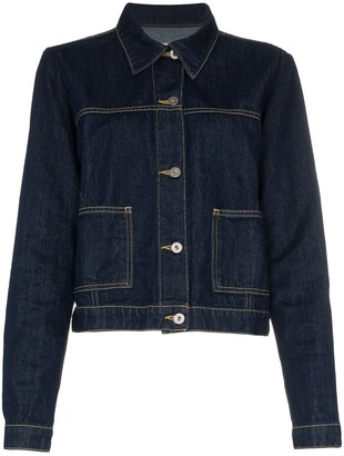 Eve Denim Classic Denim Jacket