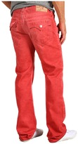 True Religion Ricky Straight Overdye (Tomato) - Apparel