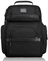 Tumi Men's 'Alpha 2' T-Pass Laptop Brief Pack With Id Lock Pocket - Black