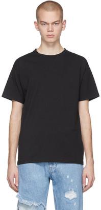 Ottolinger Black Burned T-Shirt
