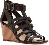 Jessica Simpson Cloe Strappy Wedge Sandals