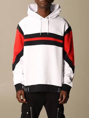 Balmain Sweatshirt Sweatshirt With Logo And Hood