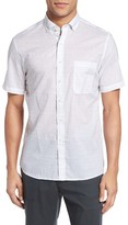 Maker & Company Men's Print Sport Shirt