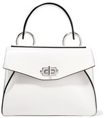 Proenza Schouler Hava Small Leather Tote - White
