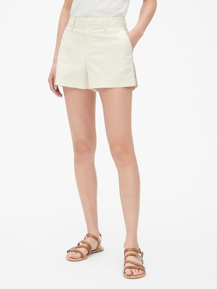 "Gap 3"" City Shorts with Embroidered Side-Stripe"