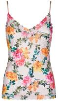Hanky Panky Floral Print Lace Camisole