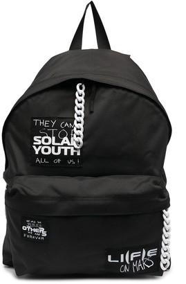 Eastpak X Raf Simons Solar Youth backpack