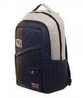Bioworld Navy & White Hans Solo Backpack