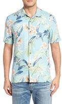 Tommy Bahama Men's Adara Garden Original Fit Silk Camp Shirt