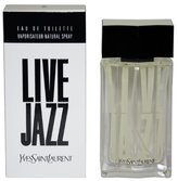 Saint Laurent Live Jazz By For Men. Eau De Toilette Spray 1.7 Ounces