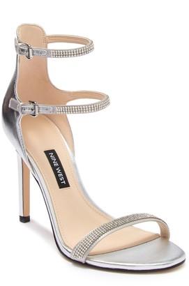Nine West Iliana Embellished Sandal