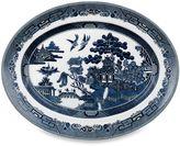 Johnson Bros. Willow Blue Oval Platter