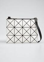 Bao Bao Issey Miyake Lucent Geo Tile Crossbody Clutch Bag