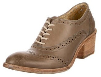 Frye Leather Oxfords