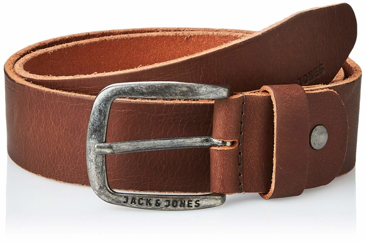 JJIPAUL JJLEATHER BELT NOOS Men's Belt
