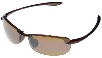 Maui Jim Makaha Reader Asian Fit 2.50 (Tortoise/HCL Bronze) Sport Sunglasses