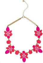 Oasis Neon Statement Necklace