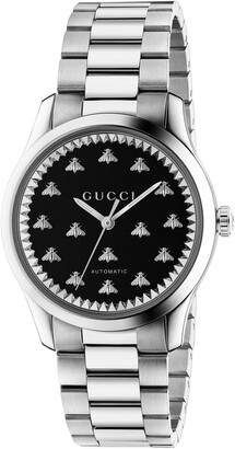 Gucci Bee Automatic Bracelet Watch, 38mm