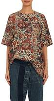 Gary Graham Women's Floral Cotton-Blend Oversized T-Shirt