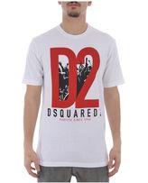 DSQUARED2 Partyes Logo T-shirt