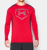 Under Armour Men's UA Raid Baseball Long Sleeve Shirt