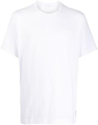 Comme des Garcons zip detail T-shirt