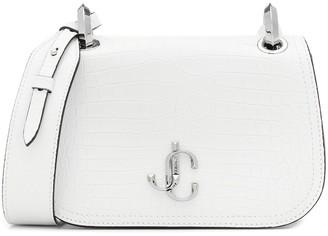 Jimmy Choo Varenne Small leather crossbody bag