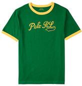 Ralph Lauren Boys 8-20 Jersey Crewneck T-Shirt