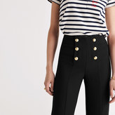 Madewell et Sézane® Sailor Pants