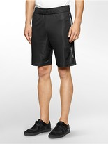 Calvin Klein Two-Tone Mesh Trainer Shorts