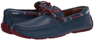 Bally Pindar/166 Driver (Blue Sky) Men's Shoes