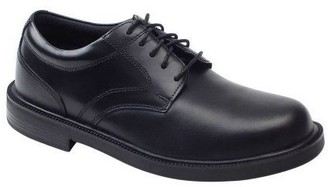 Deer Stags Men's Leather Lace Up Oxfords - Times