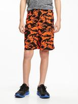 Old Navy Go-Dry Camo-Print Shorts for Boys
