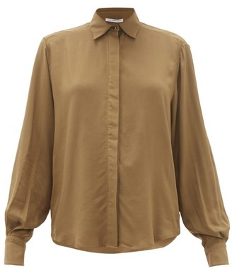 Pallas Paris - Gigi Voile Shirt - Khaki