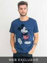 Junk Food Clothing Classic Mickey Tee-nwny-m