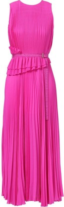 Jason Wu Collection Sleeveless Pleated Day Dress