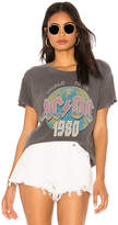 Junk Food Clothing ACDC 1989 Tour Tee
