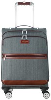 Ted Baker 'Small Falconwood Grey' Four Wheel Suitcase - Grey