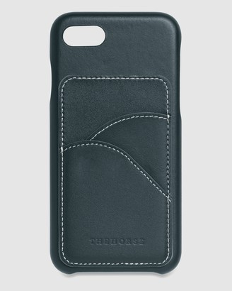 The Horse - Black Phone Cases - iPhone SE 2020 - The Scalloped iPhone Cover - Size One Size at The Iconic