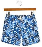 Hartford Boys' Floral Swim Trunks w/ Tags