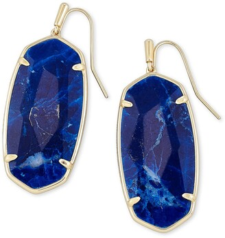 Kendra Scott Faceted Elle Drop Earrings